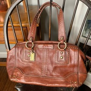 COACH Limited Edition Andrea Satchel